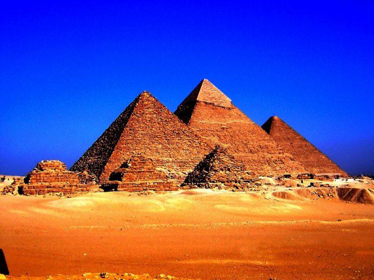 Почивки в Египет