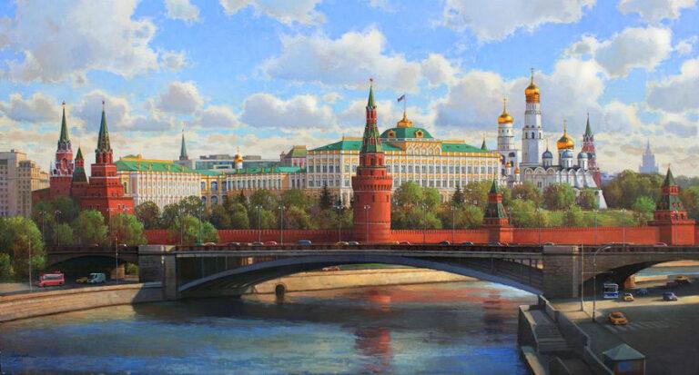 Величието на Русия – Москва и Санкт Петербург , Белите нощи / дати 13.06 , 20.06 и 04.07
